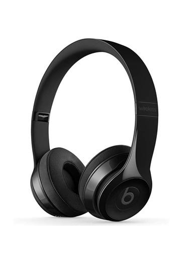 Beats Beats Solo3 Parlak tooth Kulak Üstü Kulaklık Siyah